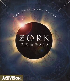 Zork Nemesis: The Forbidden Lands cover