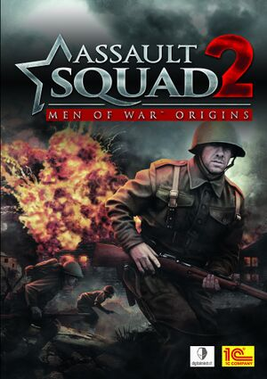 Assault Squad 2: Men of War Origins cover