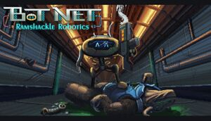 Bot Net: Ramshackle Robotics cover