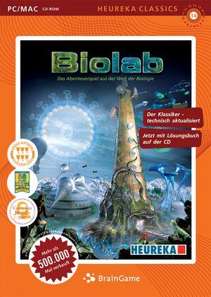 Biolab cover