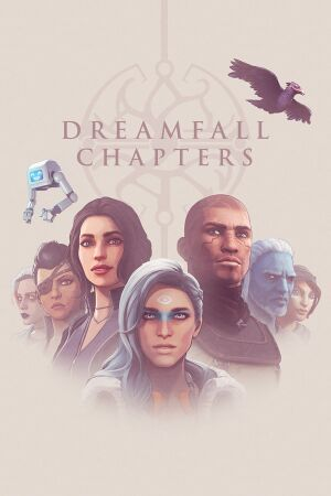 Dreamfall Chapters cover