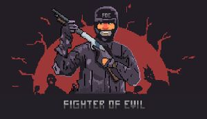 Fighter of Evil cover