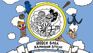 Hidden Saga: Xamadeon Stone cover
