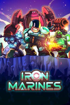 Iron Marines cover