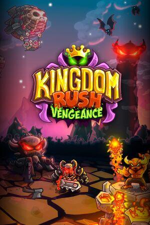 Kingdom Rush: Vengeance cover