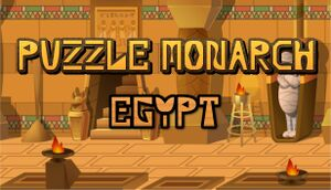 Puzzle Monarch: Egypt cover