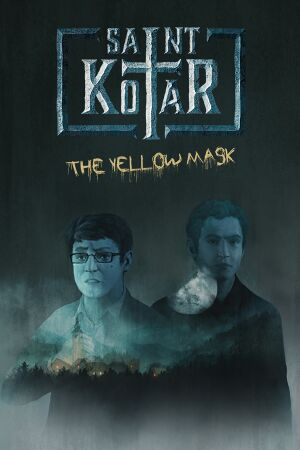 Saint Kotar: The Yellow Mask cover