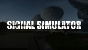 Signal Simulator cover