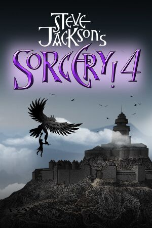 Sorcery! Part 4 cover