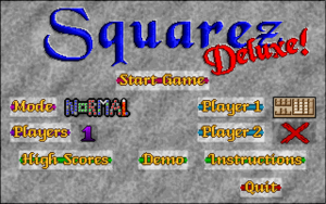 Squarez Deluxe cover