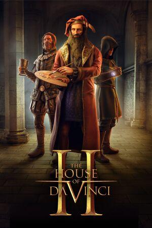 The House of Da Vinci 2 cover