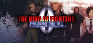 The King of Fighters 2000 cover