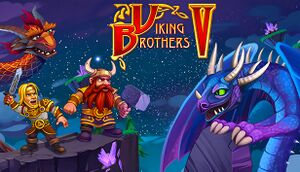 Viking Brothers 5 cover