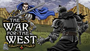 War for the West cover