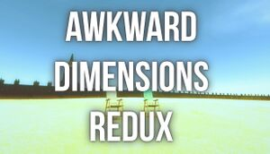 Awkward Dimensions Redux cover