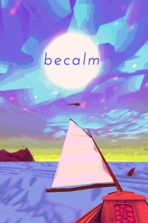 Becalm cover