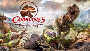Carnivores: Dinosaur Hunter Reborn cover