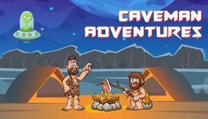 Caveman adventures cover