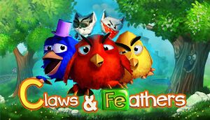 Claws & Feathers cover