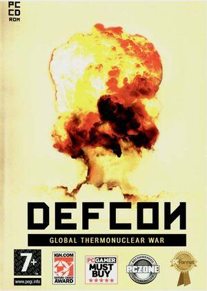 DEFCON cover
