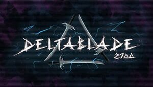 DeltaBlade 2700 cover