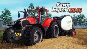 Farm Expert 2016 cover