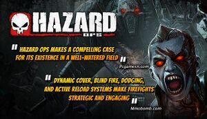 Hazard Ops cover