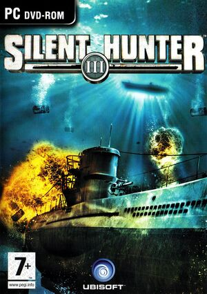 Silent Hunter III cover