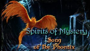 Spirits of Mystery: Song of the Phoenix Collector's Edition cover