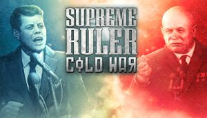 Supreme Ruler: Cold War cover