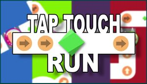 Tap Touch Run cover