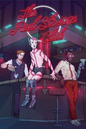 The Red Strings Club cover