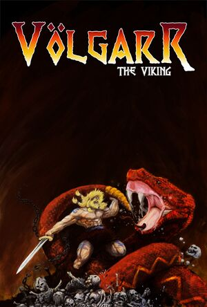 Volgarr the Viking cover