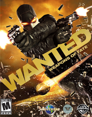 Wanted: Weapons of Fate cover