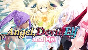 Angel, Devil, Elf and Me! cover
