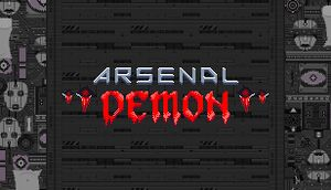 Arsenal Demon cover