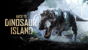 Back to Dinosaur Island cover