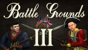 Battle Grounds III cover
