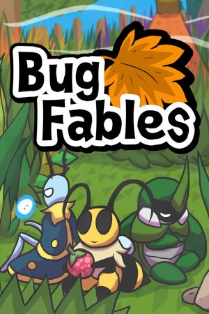 Bug Fables: The Everlasting Sapling cover