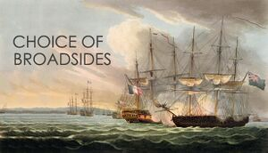 Choice of Broadsides cover