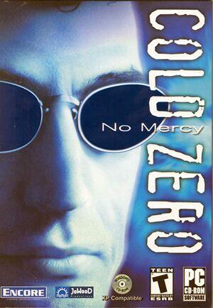 Cold Zero: No Mercy cover