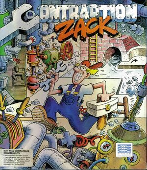 Contraption Zack cover
