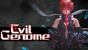 Evil Genome cover