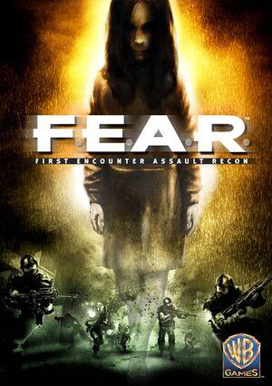 F.E.A.R. cover