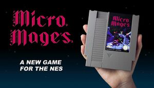 Micro Mages cover
