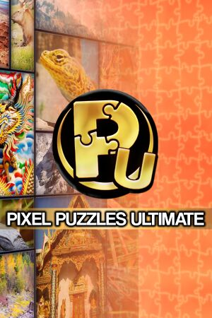 Pixel Puzzles Ultimate Jigsaw cover