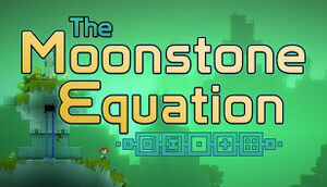 The Moonstone Equation cover