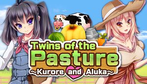 Twins of the Pasture cover