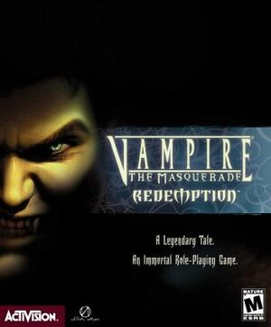 Vampire: The Masquerade - Redemption cover