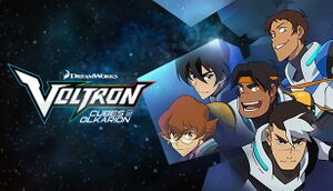 Voltron: Cubes of Olkarion cover